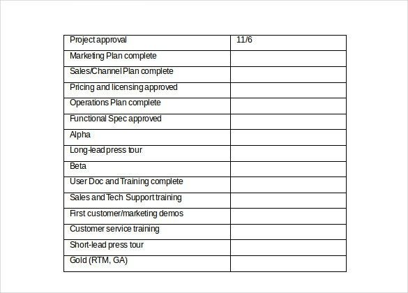 Product Strategy Template – 10+ Word, PDF, Documents Download ...