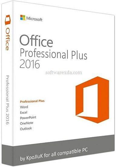 Microsoft Office Professional Plus 2017 - SoftwareXDA