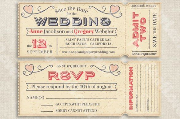 32 Best Vip Ticket Pass Template Designs for Your Events : Thogati