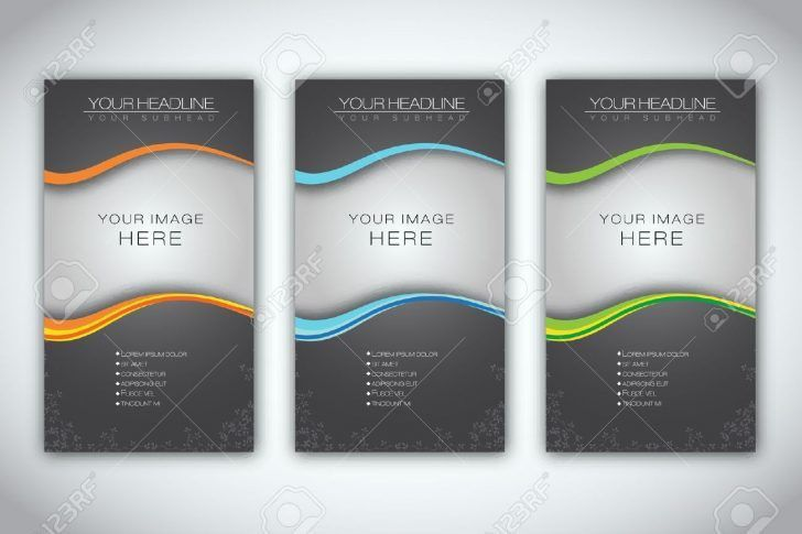 Blank Brochure Template Word. 100 blank tri fold brochure template ...