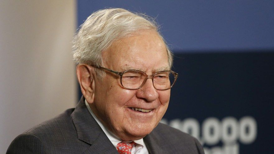 These bets helped Warren Buffett become biggest-gaining ...
