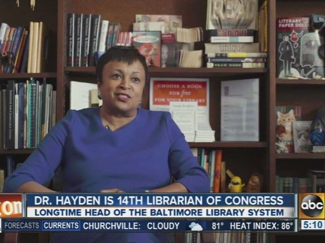 Enoch Pratt Free Library system head confirmed as Librarian of ...
