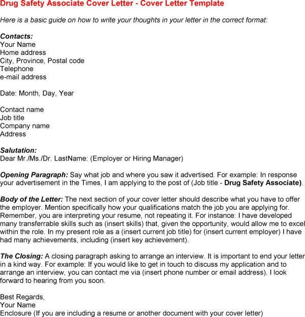 Cover Letter For Resume Examples. How To Write A Professional ...