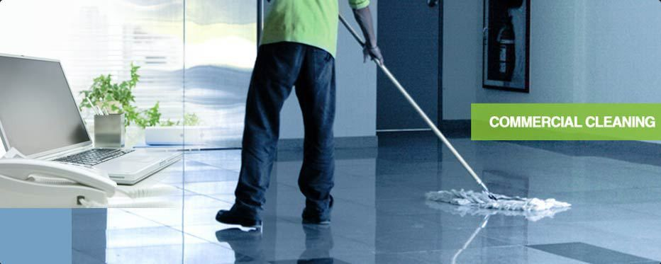 How Commercial Cleaning Services Can Help You Develop Your ...