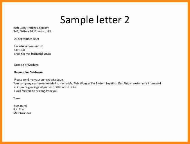 6+ letter of enquiry sample | musicre sumed