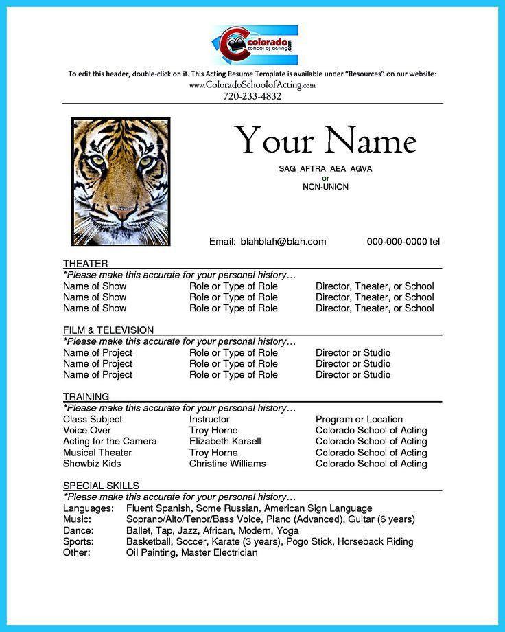 594 best Resume Samples images on Pinterest | Resume templates ...