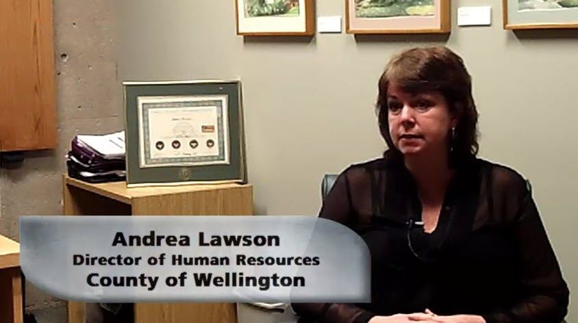Wellington County Testimonial