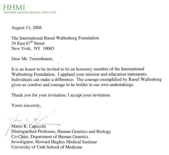 Nobel Prize winner joins the Wallenberg Foundation « The ...