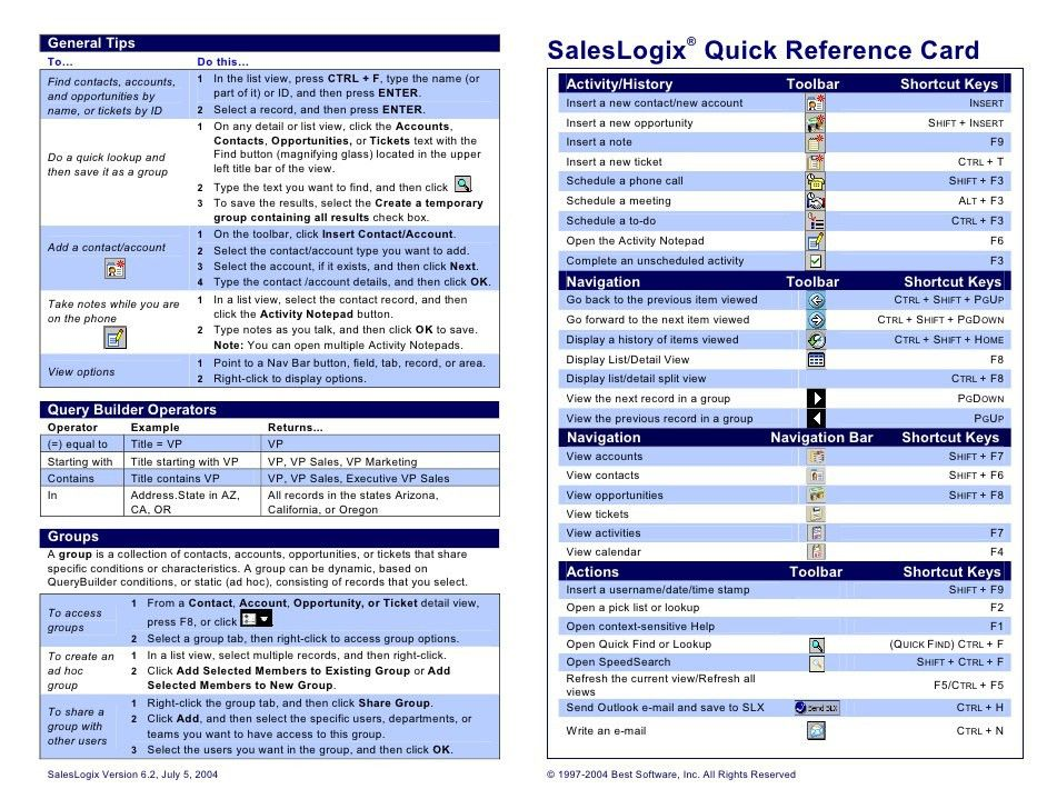 Quick Reference Guide Template Word] Quick Reference Guide Templates ...