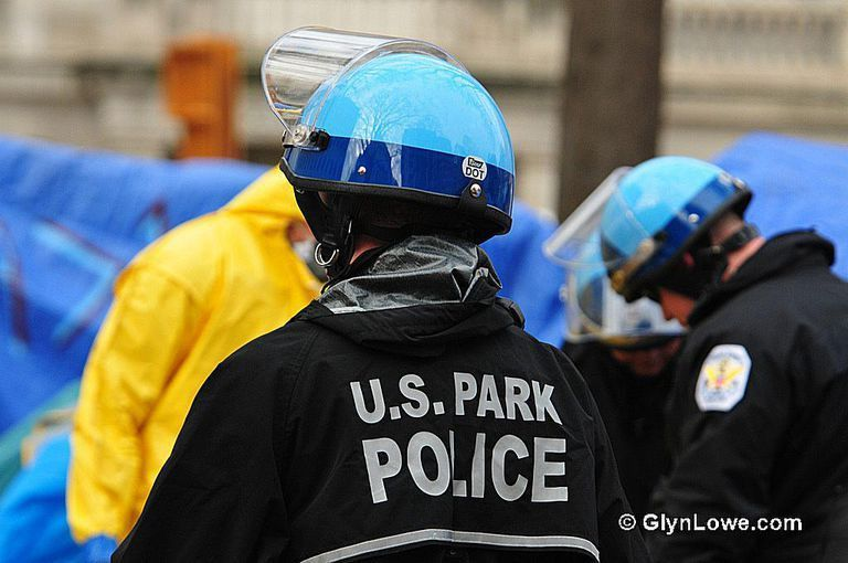 Uniformed Police Jobs in the U.S. Government