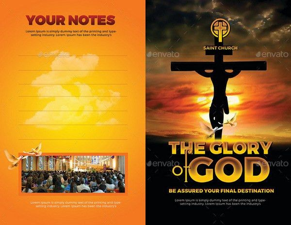 25+ Church Brochure Templates