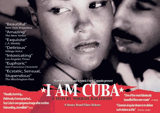 "Lost Film ""Soy Cuba"" Revived by Scorsese and Coppola After 30 Years"