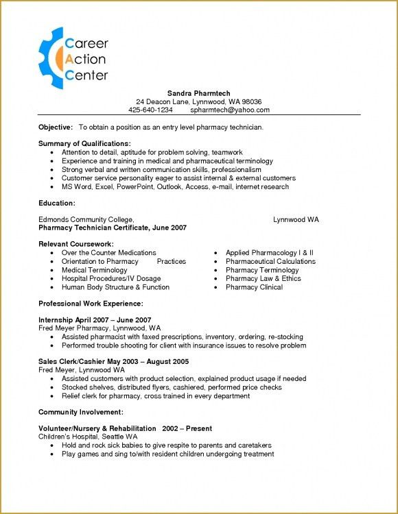 Sample Cover Letter Entry Level Make Letters With Regard To ...
