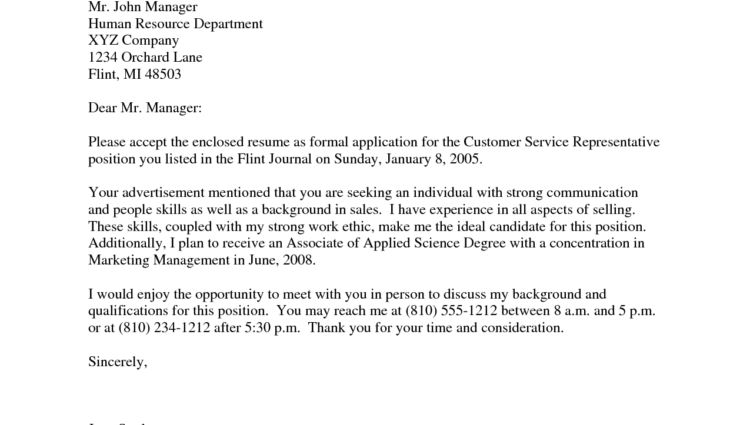cover letter for entry level customer service free customer ...