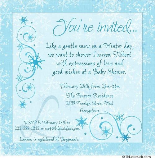 Baby Shower Invitation Wording For Boy | THERUNTIME.COM
