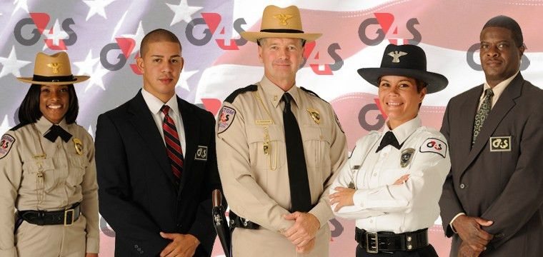 G4S Security Guard Services Jobs, Security Guard Jobs & Training ...