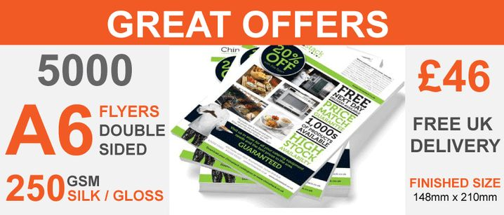 Printers Cardiff, on-line printing of flyers, leaflets brochures ...