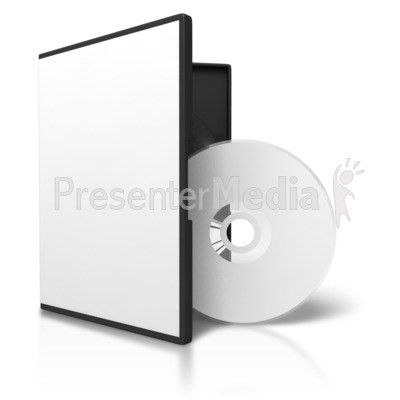 Blank Dvd Case Display - Science and Technology - Great Clipart ...