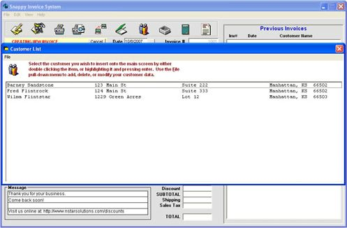 Snappy Invoice System - Accounting Software Download for PC