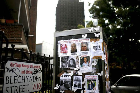 Grenfell Tower fire: Fears grow for missing residents | UK | News ...
