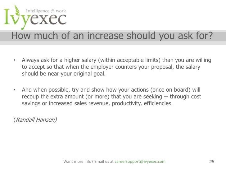 Salary Proposal Letter. Negotiate Salary Letter Salary Negotiation ...