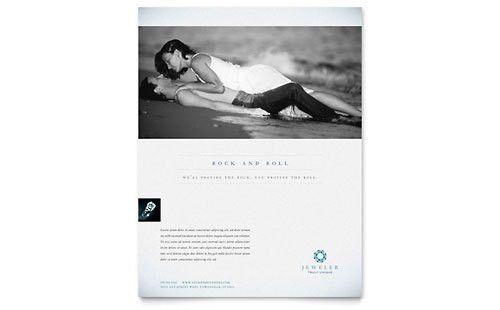 Jeweler & Jewelry Store Gift Certificate Template Design