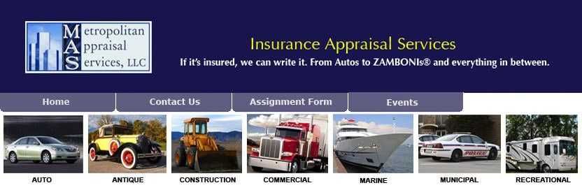 Auto Damage Appraiser & Property Claim Adjuster Services
