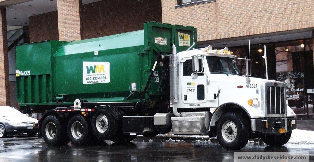 On the Job – Garbage Trucks |