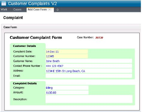 Solution to Use IBM Form with IBM Case Manager system (ECM ...