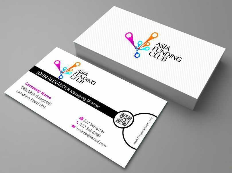Business Card Design for Kok Chuan Lim by AwsomeD | Design #3779052