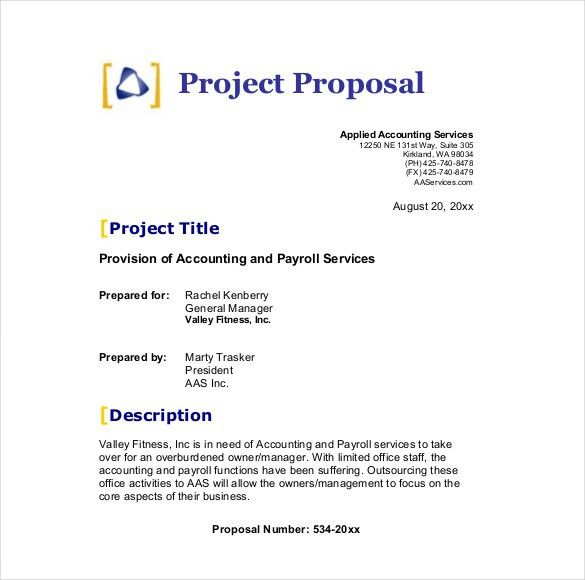 Business Proposal Template - 31+ Free Word, PDF documents Download ...