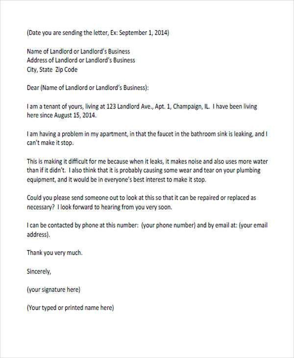 Complaint Letters in PDF | Free & Premium Templates
