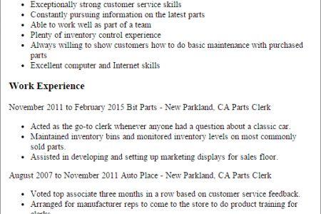 mailroom supervisor resume example for free resumecompanioncom
