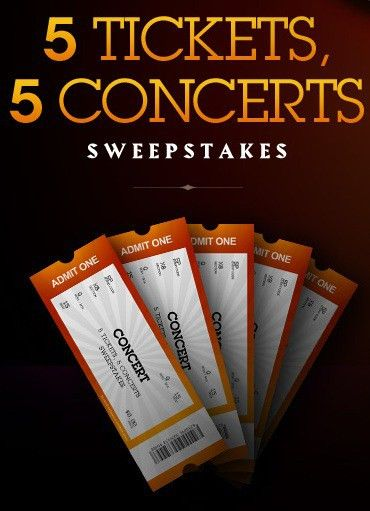Bring Back Glam - Win 25 Free Concert Tickets!