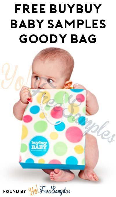 FREE buybuy BABY Samples Goody Bag For Starting Baby Registry - Yo ...