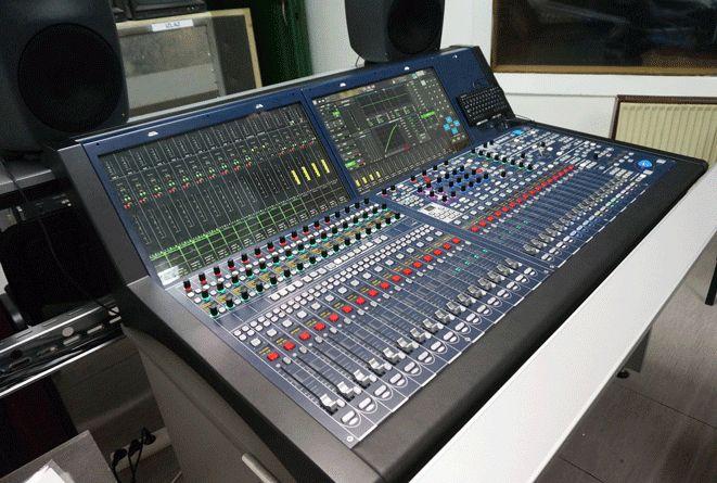 RTS Belgrade upgrades with Lawo mc²56