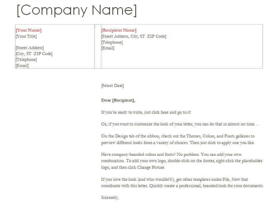 Change Of Address Templates - Corpedo.com