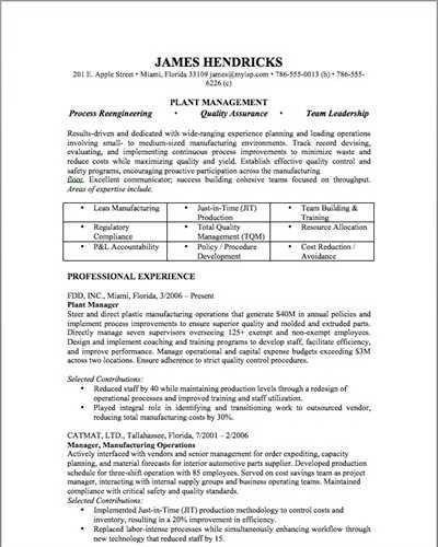 robert j fair project controls manager resumedoc. template ...