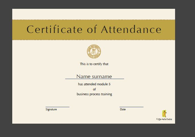 Create a Free Certificate Using This Free Award Certificate ...