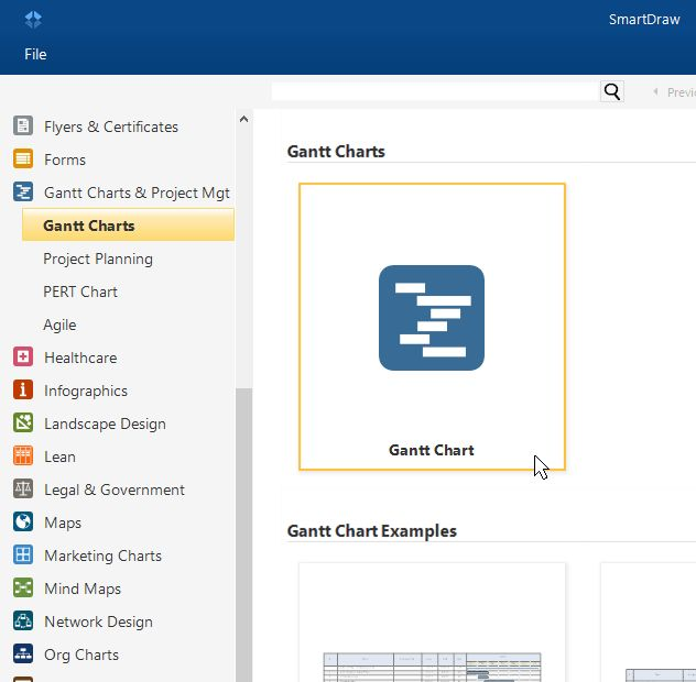 Free Gantt Chart Templates - Make Gantt Charts in Minutes | Try it ...