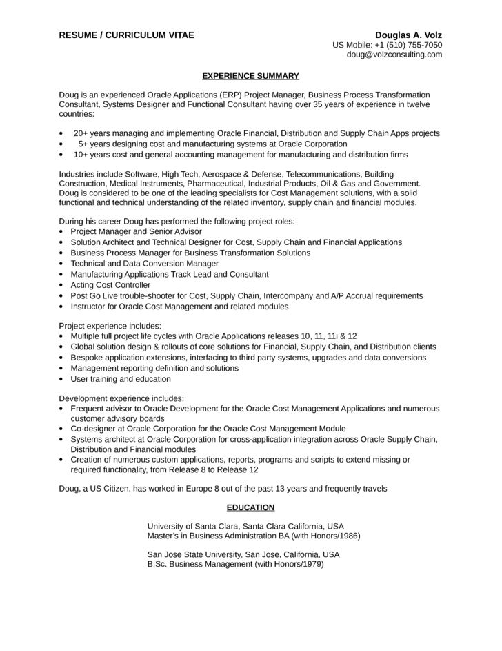 Functional Analyst Resume Image Functional Analyst Description 1