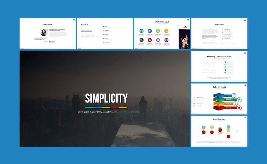 22 Best PowerPoint Templates 2017