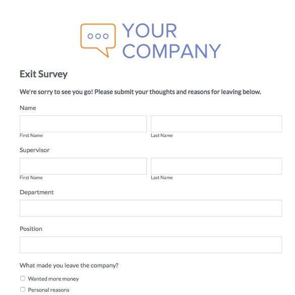 HR Forms and Templates | Streamline Admin Tasks | Formstack