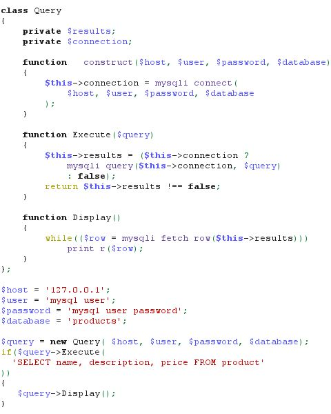 What Are PHP Classes - PHP OOP Example Project on How to Use a ...
