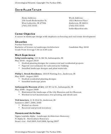 Resume Sample Purdue Owl. purdue essay example academic essay ...