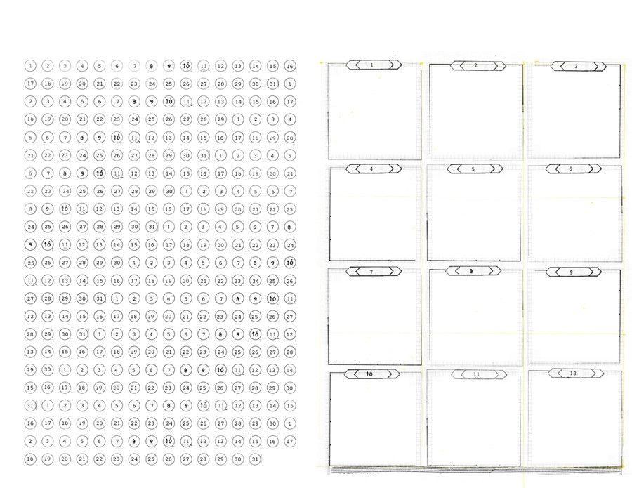 planner templates Archives | Amanda Hawkins | Ahhh Design