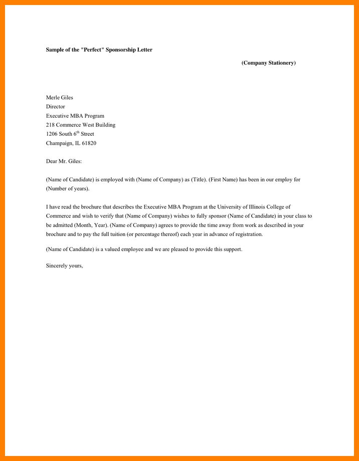 9+ letter sponsorship invoice   grocery-clerk