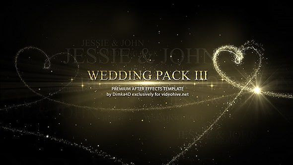 VIDEOHIVE WEDDING FREE AFTER EFFECTS TEMPLATE - Free After Effects ...