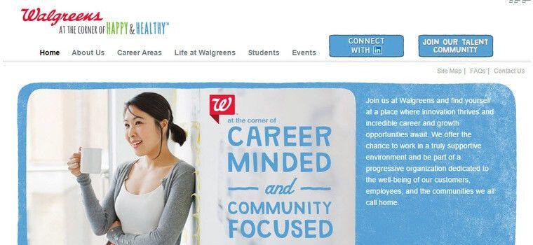 Walgreens Application | Employment Form & Job Interview Tips