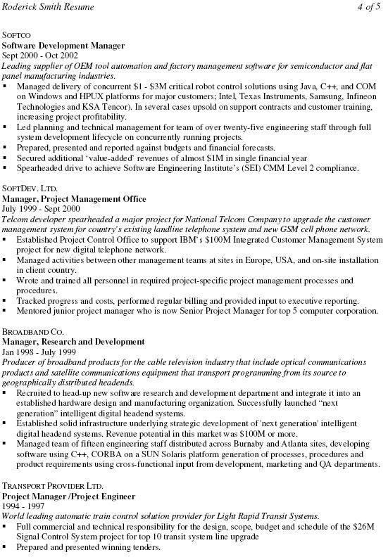 Cognos consultant resume sample